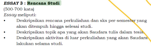 essay-study-plan